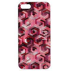 Pattern Factory 23 Red Apple iPhone 5 Hardshell Case with Stand