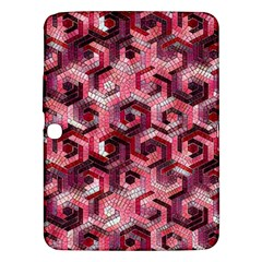 Pattern Factory 23 Red Samsung Galaxy Tab 3 (10.1 ) P5200 Hardshell Case