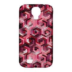 Pattern Factory 23 Red Samsung Galaxy S4 Classic Hardshell Case (PC+Silicone)