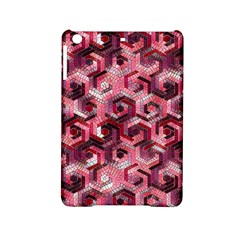 Pattern Factory 23 Red iPad Mini 2 Hardshell Cases