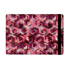 Pattern Factory 23 Red iPad Mini 2 Flip Cases
