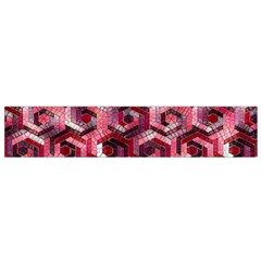 Pattern Factory 23 Red Flano Scarf (Small)