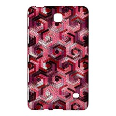 Pattern Factory 23 Red Samsung Galaxy Tab 4 (7 ) Hardshell Case