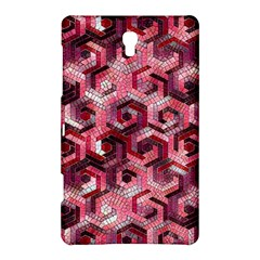 Pattern Factory 23 Red Samsung Galaxy Tab S (8.4 ) Hardshell Case