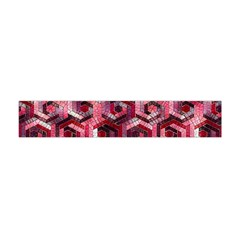 Pattern Factory 23 Red Flano Scarf (Mini)