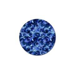 Pattern Factory 23 Blue Golf Ball Marker (10 pack)