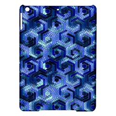 Pattern Factory 23 Blue iPad Air Hardshell Cases