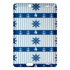 Sea pattern Amazon Kindle Fire HD (2013) Hardshell Case