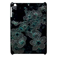 Glowing Flowers In The Dark C Apple iPad Mini Hardshell Case
