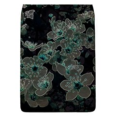 Glowing Flowers In The Dark C Flap Covers (L)