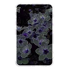 Glowing Flowers In The Dark B Memory Card Reader