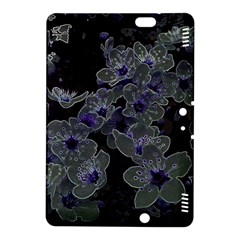 Glowing Flowers In The Dark B Kindle Fire HDX 8.9  Hardshell Case