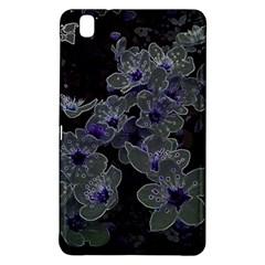 Glowing Flowers In The Dark B Samsung Galaxy Tab Pro 8.4 Hardshell Case