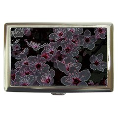 Glowing Flowers In The Dark A Cigarette Money Cases