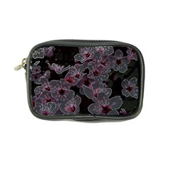 Glowing Flowers In The Dark A Coin Purse