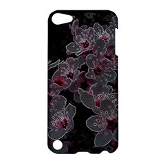 Glowing Flowers In The Dark A Apple iPod Touch 5 Hardshell Case