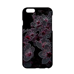 Glowing Flowers In The Dark A Apple iPhone 6/6S Hardshell Case