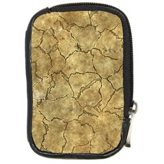 Cracked Skull Bone Surface A Compact Camera Cases