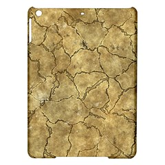 Cracked Skull Bone Surface A iPad Air Hardshell Cases