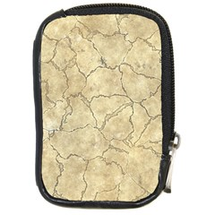 Cracked Skull Bone Surface B Compact Camera Cases