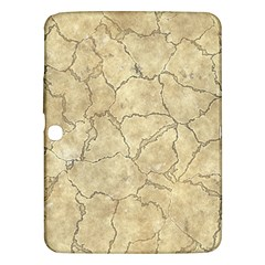 Cracked Skull Bone Surface B Samsung Galaxy Tab 3 (10.1 ) P5200 Hardshell Case