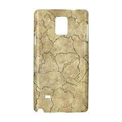 Cracked Skull Bone Surface B Samsung Galaxy Note 4 Hardshell Case