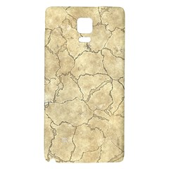 Cracked Skull Bone Surface B Galaxy Note 4 Back Case