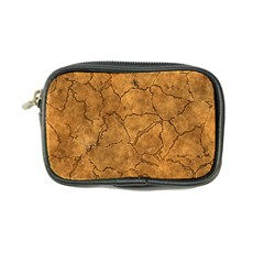 Cracked Skull Bone Surface C Coin Purse