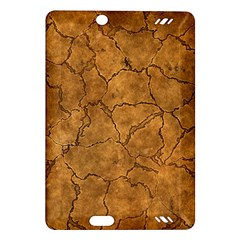 Cracked Skull Bone Surface C Amazon Kindle Fire HD (2013) Hardshell Case
