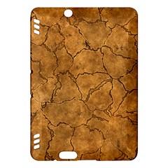 Cracked Skull Bone Surface C Kindle Fire HDX Hardshell Case