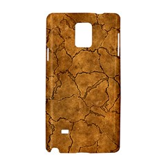 Cracked Skull Bone Surface C Samsung Galaxy Note 4 Hardshell Case