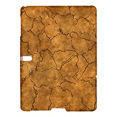 Cracked Skull Bone Surface C Samsung Galaxy Tab S (10.5 ) Hardshell Case