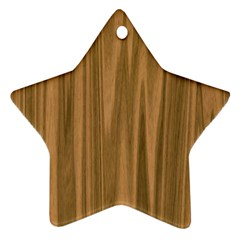 Claudia Neusi Star Ornament (Two Sides)