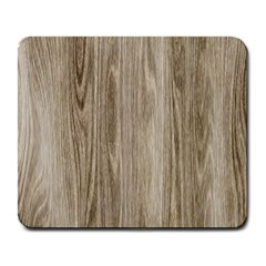 Wooden Structure 3 Large Mousepads