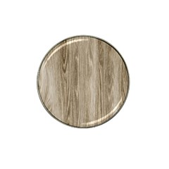 Wooden Structure 3 Hat Clip Ball Marker (4 pack)