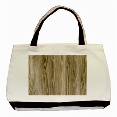 Wooden Structure 3 Basic Tote Bag