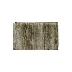 Wooden Structure 3 Cosmetic Bag (Small)