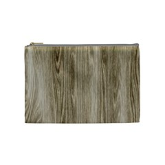 Wooden Structure 3 Cosmetic Bag (Medium)