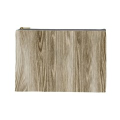 Wooden Structure 3 Cosmetic Bag (Large)