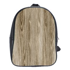 Wooden Structure 3 School Bags(Large)