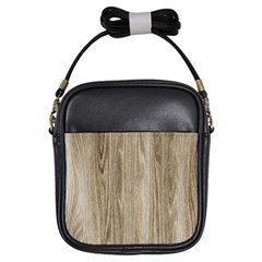 Wooden Structure 3 Girls Sling Bags