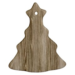 Wooden Structure 3 Ornament (Christmas Tree)