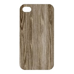 Wooden Structure 3 Apple iPhone 4/4S Hardshell Case