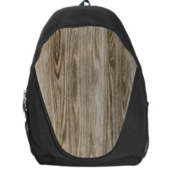 Wooden Structure 3 Backpack Bag