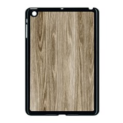 Wooden Structure 3 Apple iPad Mini Case (Black)
