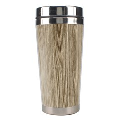 Wooden Structure 3 Stainless Steel Travel Tumblers
