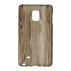 Wooden Structure 3 Galaxy Note Edge