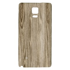 Wooden Structure 3 Galaxy Note 4 Back Case