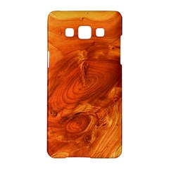 Fantastic Wood Grain Samsung Galaxy A5 Hardshell Case