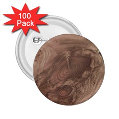 Fantastic Wood Grain Soft 2.25  Buttons (100 pack)